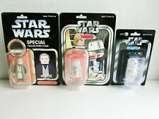 Kubrick Bearbrick STAR WARS BB-8 R5-D4 Anakin Skywalker Medicom Toy Figure Japan