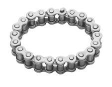"""HEAVY Sterling Silver Bike Chain 8.5"""" Bracelet - BR243"""