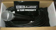 SHS AUDIO OM-500 PROFESSIONAL MICROPHONE