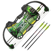 BARNETT TOMCAT YOUTHS ARCHERY KIT SET COMPOUND BOW RIGHT HAND 17-22LB DRAW NEW