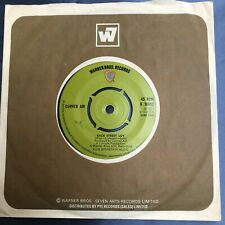 "New listing Curved Air  Back Street Luv / Everdance 1971 7"" Vinyl"