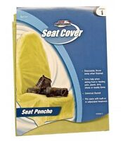 Disposable Car Seat Cover Throw Away Protectors Mechanics Valet Roll Pets