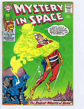 Mystery in Space #88 DC Pub 1963