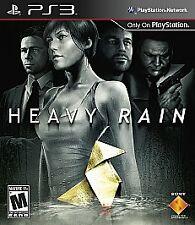 Heavy Rain PS3 Black Label