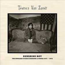 Sunshine Boy: The Unheard Studio Sessions & Demos 1971-1972 by Townes Van Zandt…