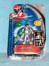 POWER RANGERS OPERATION OVERDRIVE RED SUPER FORCE  RANGER IN BOX