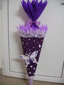 Traumhafte Schultüte für kleine Mädchen/Schmetterling