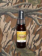 DOE -N- HEAT Buck Lure, 1oz. in a Pump Spray Bottle