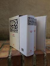 """MARX ENGELS  """"Opere complete Vol. XXXI Il capitale"""" LIBRO"""
