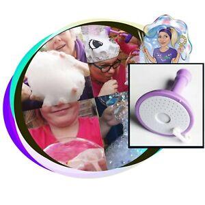 BIG Bubble Blower 2in1 Foam Maker Sensory Kids Toy SEN AUTISM Special Needs ADHD
