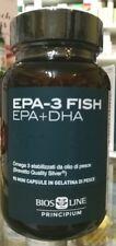 EPA-3 FISH epa+dha 90 mini capsule Bios Line