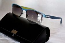 38b2066b70 BOSS Hugo Boss 0577 P S 2ML WJ Blue Grey Polarized Sunglasses 58mm