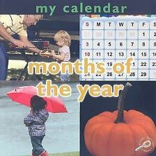 My Calendar: Months of the Year (Concepts)