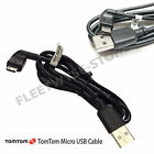 Genuine TomTom Micro USB PC Data Cable Start 60 20 25 45 55 VIA 110 120 130 135