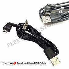 Genuine TomTom Micro USB PC Data Cable Start 60 20 25 45 55 VIA 110 120 130 135