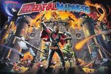 MEDIEVAL MADNESS Complete LED Lighting Kit custom SUPER BRIGHT PINBALL LED KIT