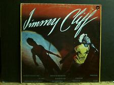 JIMMY CLIFF In concert LP REGGAE grec compilation RARE!