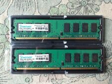 Pack de 2 memory SNOAMOO RAM 2gb PC DDR2 800MHz , 1,8v