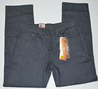 Levis 514 Straight Leg Men's Jeans Raw Unfinished Denim NEW