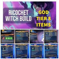 XBOX AMARA RICOCHET WITCH UNSTOPPABLE BUILD MAYHEM 4 (8 VALUE PACK ANOINTED!)
