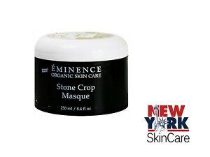 Eminence Stone Crop Masque 8.4oz / 250ml Brand New