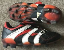 1999 ADIDAS PREDATOR ACCELERATOR FG FOOTBALL BOOTS UK 5
