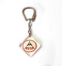 Porte Clé Bourbon AVIA des années 60 french vintage keychain keyring 1960s
