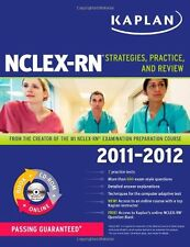 Kaplan NCLEX-RN 2011-2012 Edition with CD-ROM: Strategies, Practice, and Review