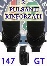 KIT 2 Pulsanti per pulsantiera alfa 147 e GT alzacristalli pulsante finestrino