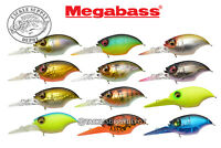 Megabass Wiggle Griffon Crankbait Deep Diving 2in 3/8oz - Pick