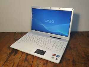 "Sony VAIO PCG-61611L (VPCEE31FX) 15.5"" LED Windows 7 Notebook Laptop Computer"