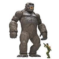 "NEW King Kong The Movie 18"" Mega Action Figure Lanard Toy Skull Island Kids Gift"