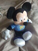 Mickey Mouse Disneyland Paris 20 year Anniversary Soft Toy 28 cm
