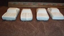 Four Little Muscle Cars Ceramic Bisque U-Paint Ready To Paint Mustang camaro car