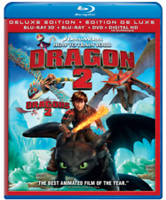 How to Train Your Dragon 2 Blu-ray + DVD (2014)