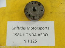 84 HONDA NH 125 AERO 1984 AERO125 scooter moped FLYWHEEL MAGNETO ROTOR GF-3262