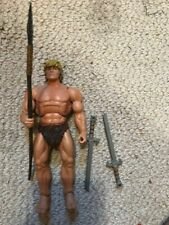 MOTUC, Oo-Larr Masters of the Universe Classics weapons He Man