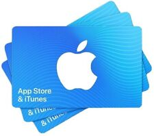 Itunes Giftcard $5