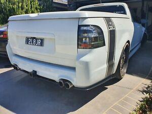 Holden VE & VF Commodore Ute Rear Splitter