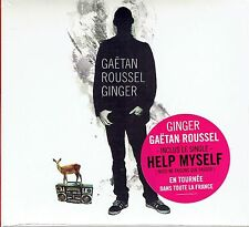 CD - GAETAN ROUSSEL - Ginger