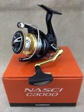 Moulinet Shimano Nasci FB 2000-2500-3000-4000 Spinning Pêche au Lancer 2500
