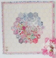 Hettie Hexie - English Paper Pieced mini Quilt PATTERN - Molly and Mama