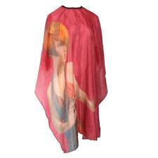 Cape de Coupe Cheveux en 100% Soie Naturelle Robe de Coiffure - 130x140cm
