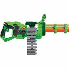 NERF Kids Toy Gun Adventure Force Scorpion Motorized Gatling Blaster