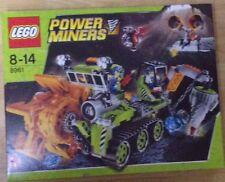 Lego 8961 Power Miners Kristallsammler NEU & OVP RAR