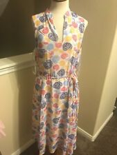 Anne Klein beautiful colorful dress size 12 New with tags