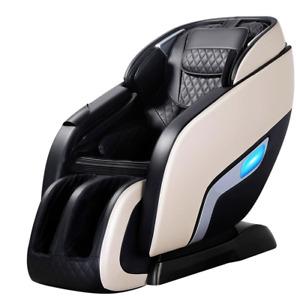 Full Body SL 4D Luxury Electric Shiatsu Zero Gravity Massage Chair