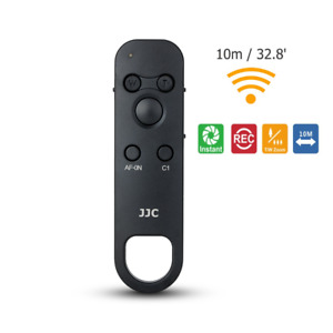 JJC Bluetooth Remote Control for Sony A1 RX100VII A7III A6400 A6600 A6100 A9II