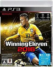Used PS3 Winning Eleven 2016 SONY PLAYSTATION 3 JAPAN JAPANESE IMPORT