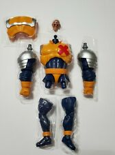 Marvel legends Build-A-Figure STRONG GUY 100% COMPLETE UNASSEMBLED IN HAND!!!
